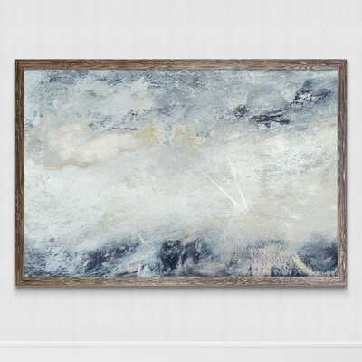 'Hushed V' by Paul Cezanne - Picture Frame Painting Print - Wayfair