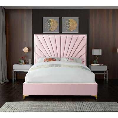 Manila Upholstered Platform Bed - Wayfair