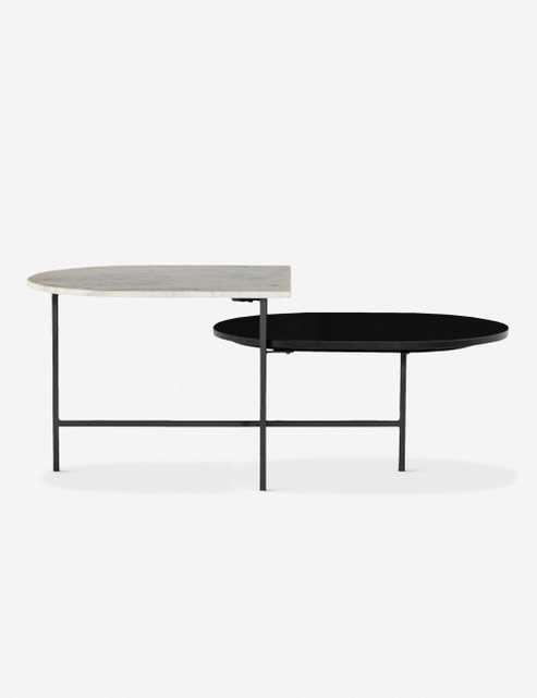 Moderne Coffee Table - Lulu and Georgia