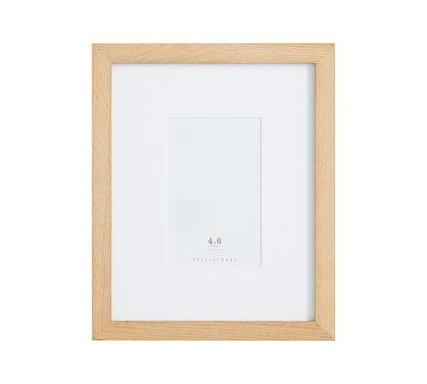 """Wood Gallery Single Opening Frame, 4"""" x 6"""", Natural - Pottery Barn"""