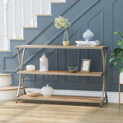 """Isom 45"""" Solid Wood Console Table - Wayfair"""