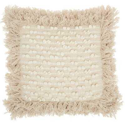 Schank Cotton Throw Pillow - AllModern
