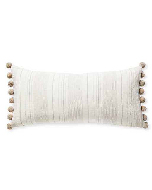 Luca Pillow Cover - Serena and Lily