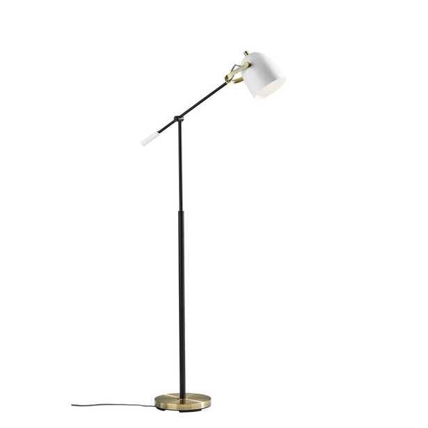 Adesso Casey Floor Lamp - Home Depot