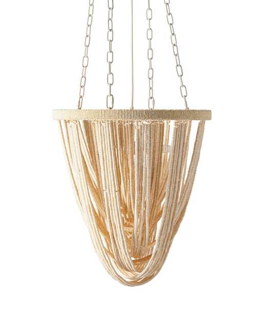Del Ray Chandelier - Serena and Lily