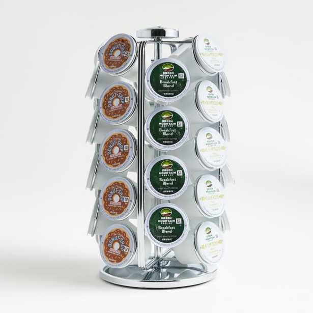 Keurig ® K-Cup ® Storage Carousel - Crate and Barrel