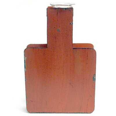 2 Piece Layman Indoor / Outdoor Stainless Steel Table Vase Set - Wayfair