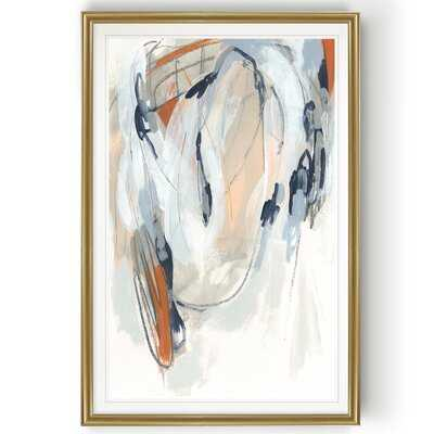 'Obfuscation II' - Painting Print on Paper - Wayfair