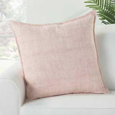 Sevan Square Linen Pillow Cover - Birch Lane