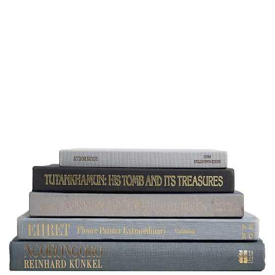 ColorStak Modern Book, Granite - West Elm