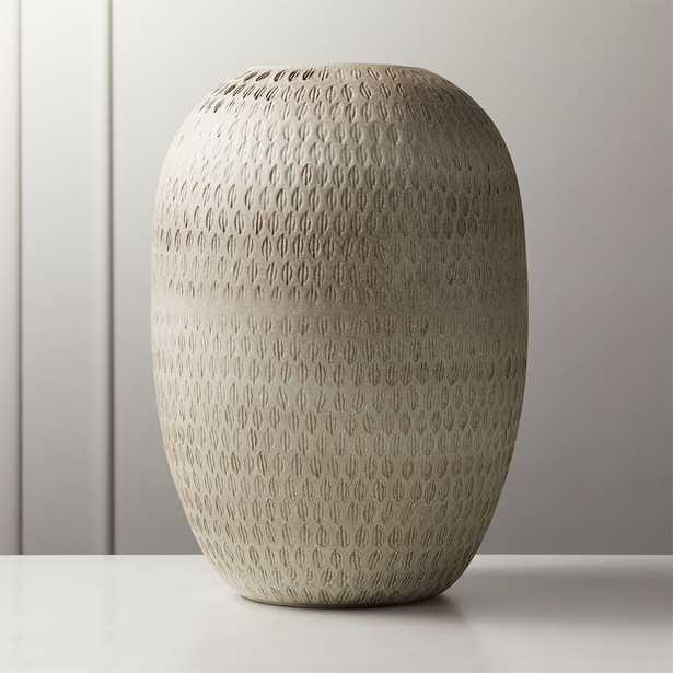 Kopi Grey Vase - CB2