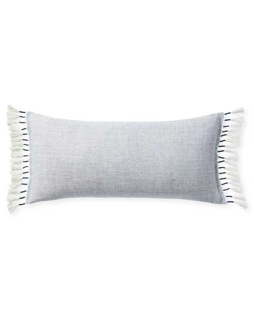Topanga Pillow Cover - Serena and Lily
