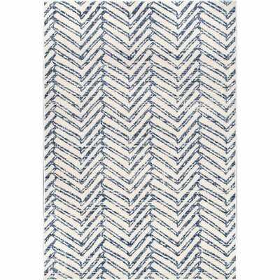 Lorelai Blue Area Rug - Wayfair