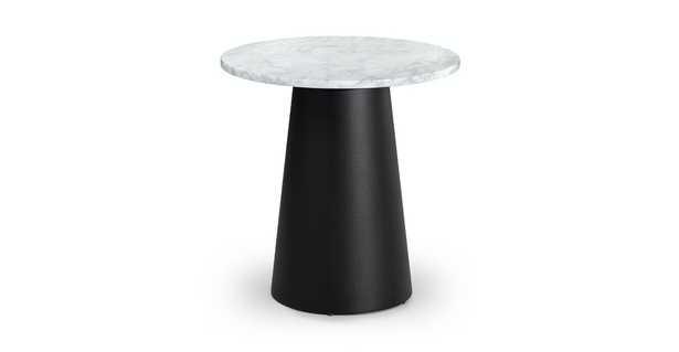 Tromso Black Side Table - Article
