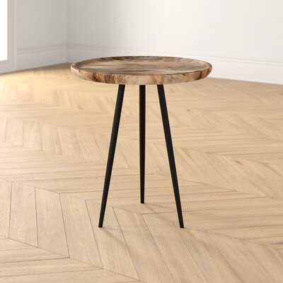 Karla Tri-Pin 3 Legs End Table - Wayfair