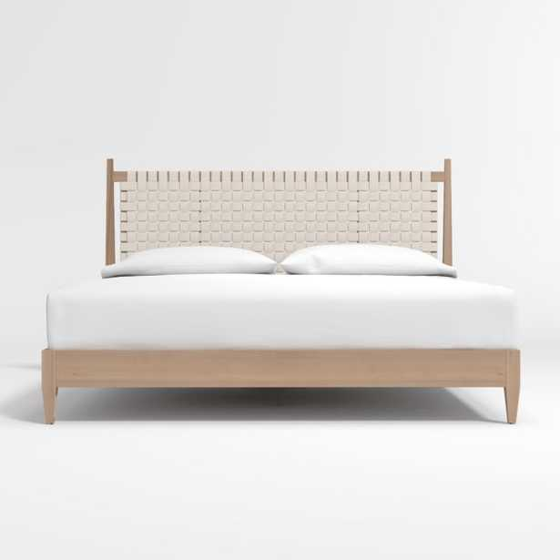 Rio King Bed - Crate and Barrel