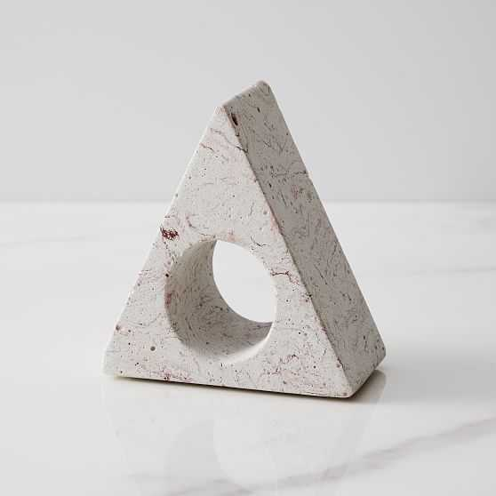 Terrazzo Triangle Object - West Elm