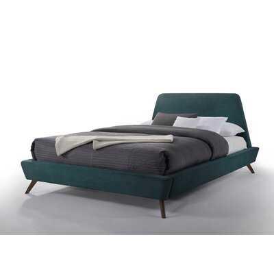 Makenna Upholstered Platform Bed - AllModern