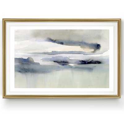 Passing Through II - Painting Print on Paper - Wayfair