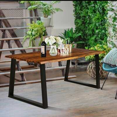 Serna Dining Table - Wayfair
