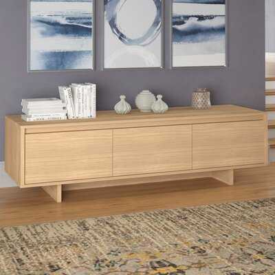"""Romsey TV Stand for TVs up to 65"""" - Wayfair"""