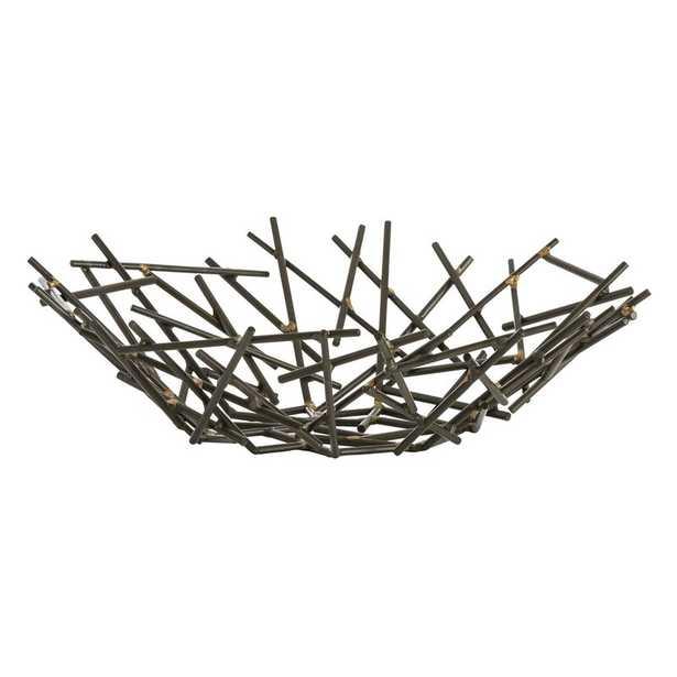 ARTERIORS Grazia Centerpiece Decorative Bowl - Perigold
