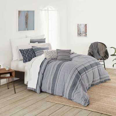 Splendid Home Tuscan Stripe Duvet Cover Set - AllModern