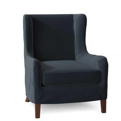 Adamstown Wingback Chair - Wayfair