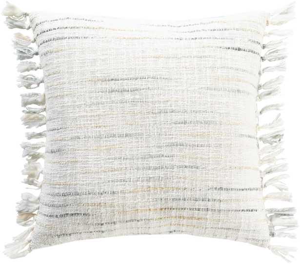 "Saugatuck - SGK-001 - 18"" x 18"" - pillow cover only - Neva Home"