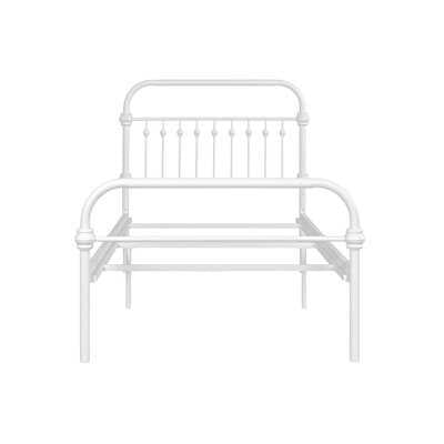 Aarielle Twin Bed Frame - Wayfair