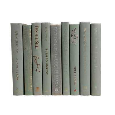 Spanish Moss Authentic Decorative Book - Wayfair