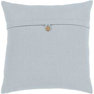 Global Blues Throw Square Cotton Pillow Cover & Insert - Wayfair