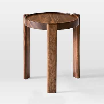 Wood Stacking Side Table-Individual - West Elm