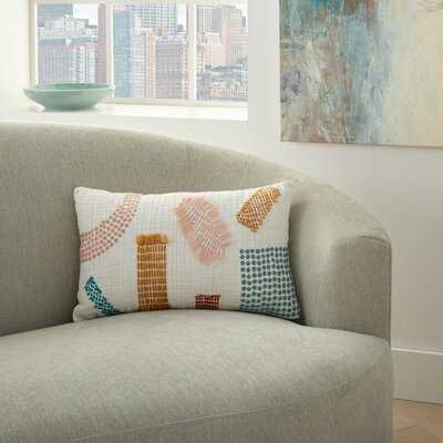Susan Cotton Abstract Lumbar Pillow - Wayfair