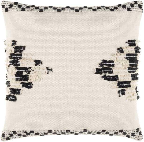 "Edwina EDA-001 18"" x 18"" pillow poly - Neva Home"