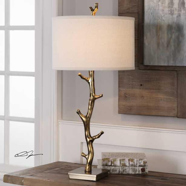 Javor Tree Branch Table Lamp - Hudsonhill Foundry
