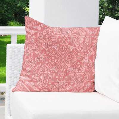 Patternson Throw Pillow - Wayfair