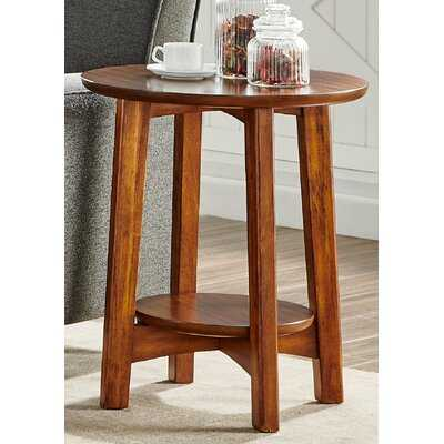 Coldiron End Table with Storage - Wayfair