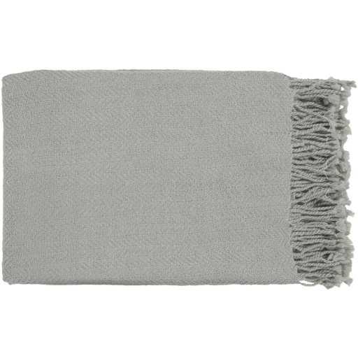 Herringbone Throw, Gray - Havenly Essentials