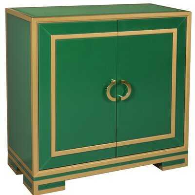 Thorold 2 Door Square Accent Cabinet - Wayfair