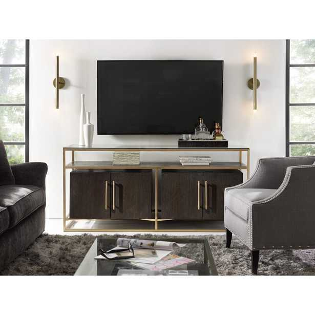 """Curata TV Stand for TVs up to 75"""" - Perigold"""