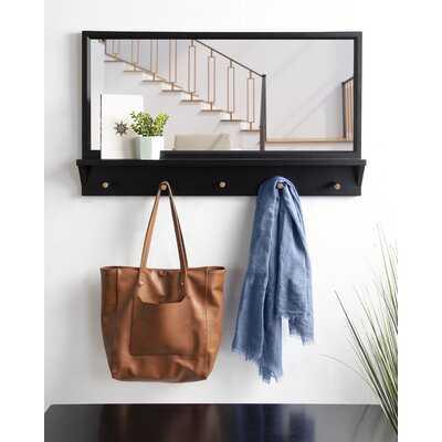 Abbie-Mae with Shelves Accent Mirror - Wayfair