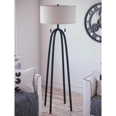 "Cartersville 62"" Floor Lamp - Birch Lane"