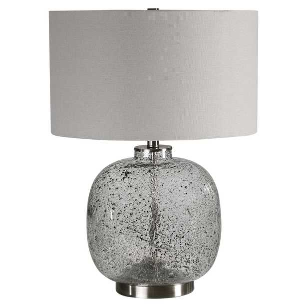 Storm Glass Table Lamp - Hudsonhill Foundry