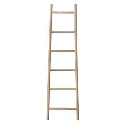 Decorative Bamboo 6 ft. Blanket Ladder - AllModern