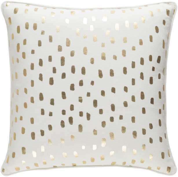 """Glyph - 18"""" x 18"""" Pillow Cover - Neva Home"""