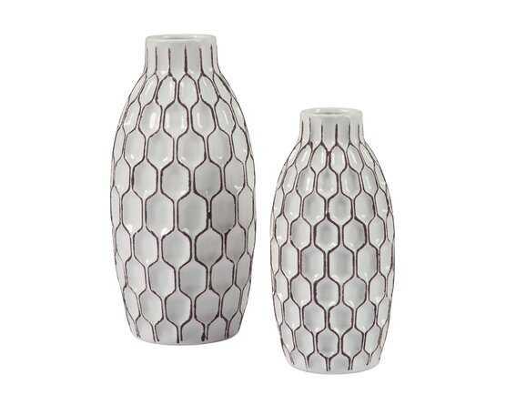 Osoba Table Vase, Set of 2 - Wayfair