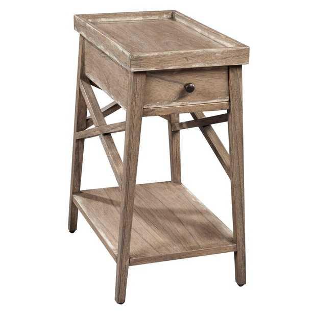 Hekman Primitive End Table - Perigold