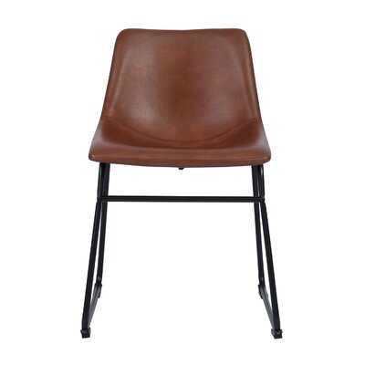 Upholstered Side Chair (Set Of 2) - Wayfair