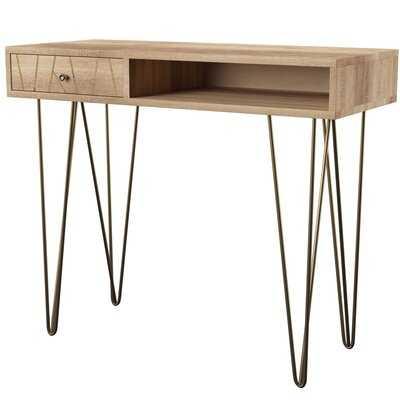 Marigold Solid Wood Desk - Wayfair